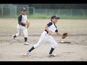 少年野球守備