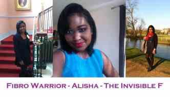 Fibro Warrior Alisha the invisible F