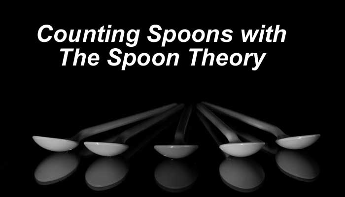Sunday Inspiration: Counting spoons with the #spoontheory