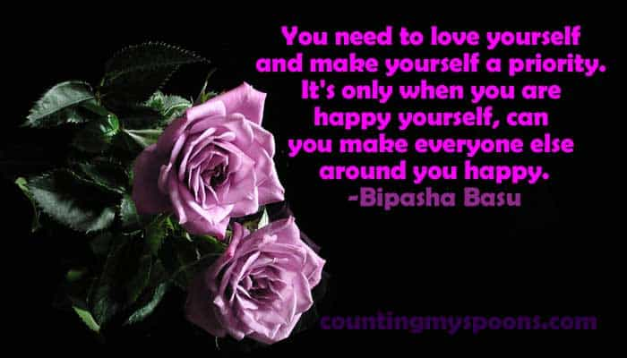 The Importance of Loving Yourself Despite Chronic Illness