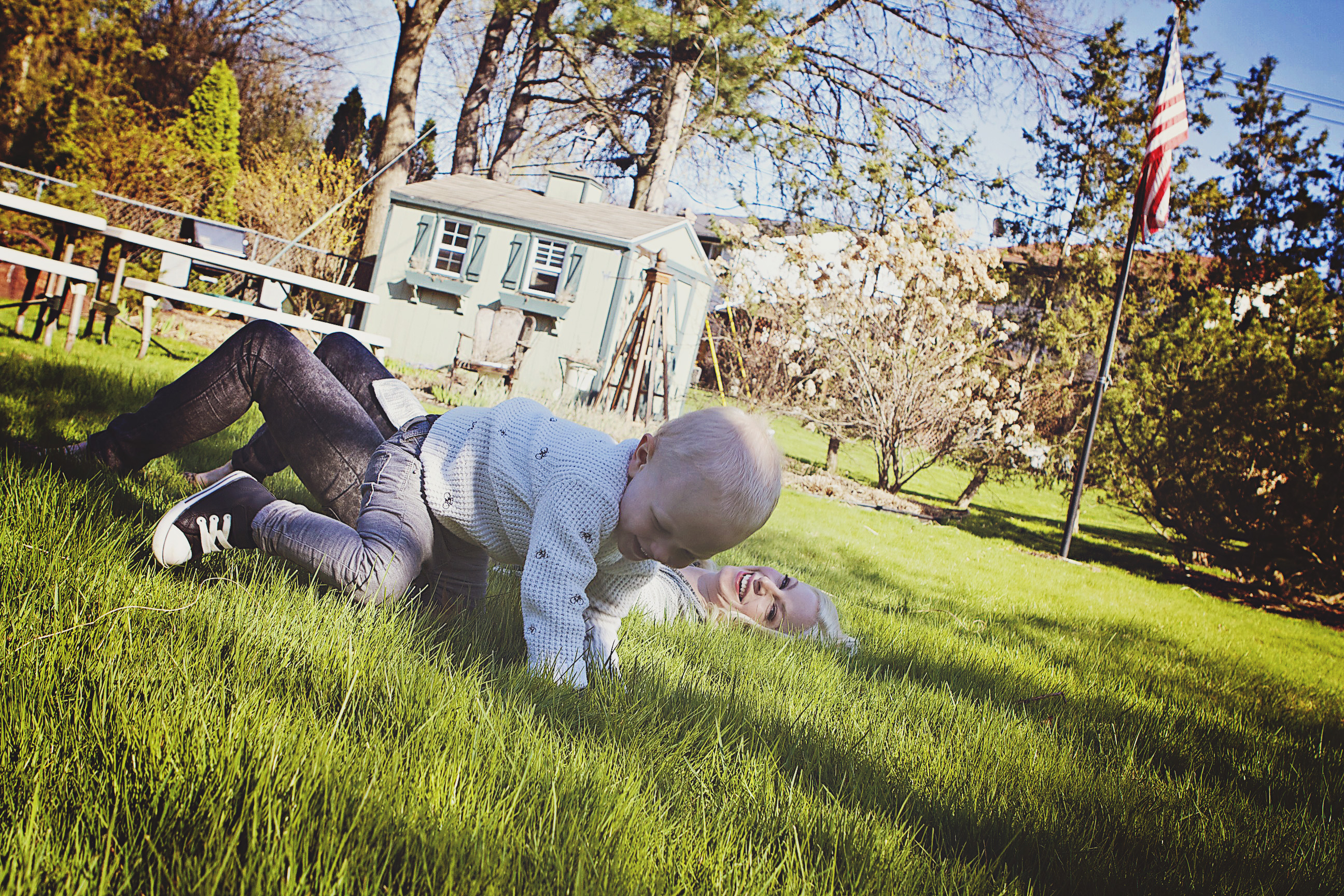 Things you Must Do when traveling alone with an infant or toddler