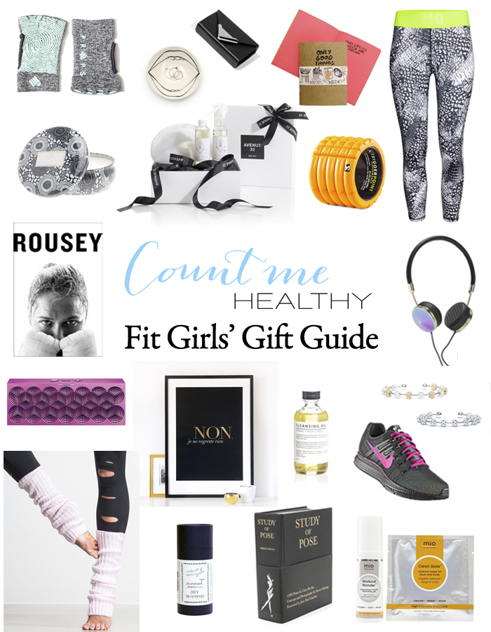 The Fit Girls' Ultimate Holiday Gift Guide 2015