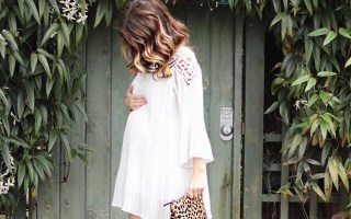 Where to find stylish maternity clothes for all trimesters