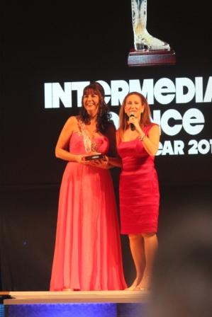 Ria Vos et Kate Sala : WOW Tokyo : Awards Choré Intermédiaire & Danse de l'Année
