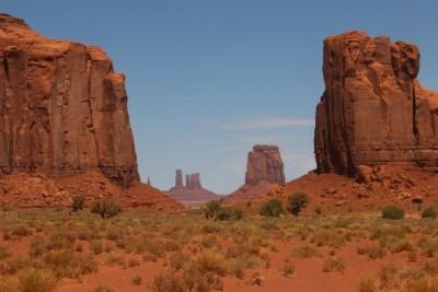 Monument Valley - Splendide !