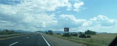 Pour la Route 66, prendre à droite...