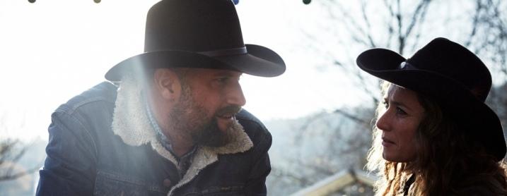 Les cowboys - le film