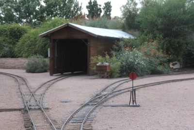 Le Musée des Trains de Scottsdale