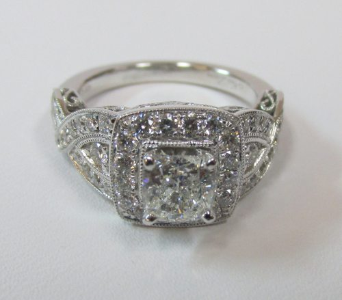 Medium Of Neil Lane Engagement Ring
