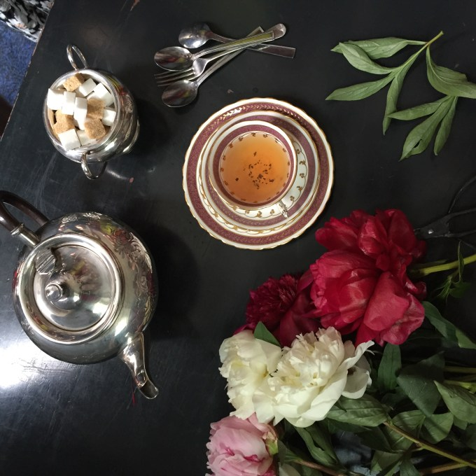 Afternoon tea. Marie Forsberg. Blogtacular 2015