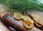 Рыба на мангале, как приготовить. Рецепт и фото