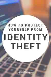 Worried about identity theft? Learn how you can protect yourself and be more secure when you're online.