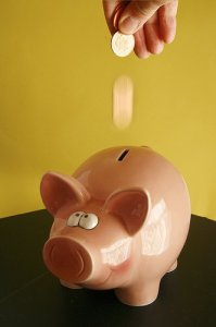 Putting away some cash makes financial sense.