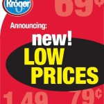 Kroger Offers New Lower Prices! Oh, And No More Double Coupons