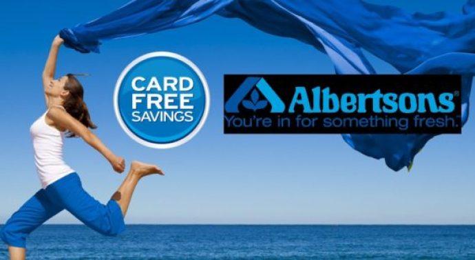 Albertsons card free