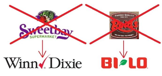 Sweetbay-Reids logos