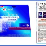 Glitchers in Mourning: Crest Whitestrips Coupons Now Only Work on Crest Whitestrips