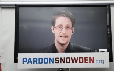 Pardon for Snowden?