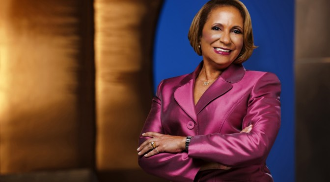 Cathy Hughes – Radio One and TV One Founder