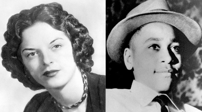 Carolyn Bryant and Emmett Till