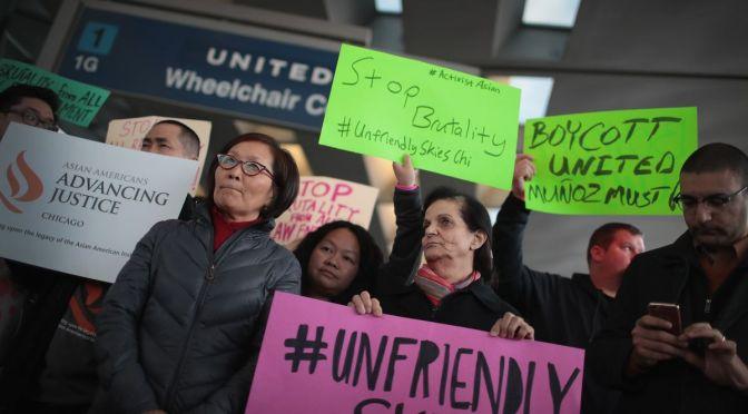 United Airline Boycott