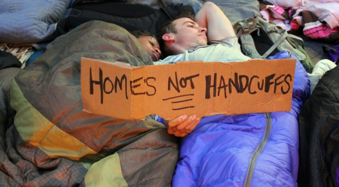 St. Louis May be Violating 8th Amendment Rights of the homeless