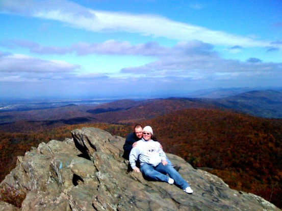 Humpback Rocks - Blue Ridge Parkway VA