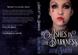 ashes in the darkness