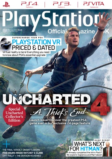 Playstation Official Magazine (UK Edition) - May 2016 Subscriptions | Pocketmags