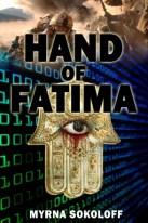 Hand of Fatima by Myrna Sokoloff