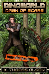 Dinoworld by K. Thomas Olsen (I only made the titles.)