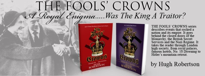 The Fools' Crowns banner