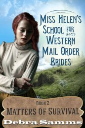 Miss Helen's School Book 2 by Debra Samms