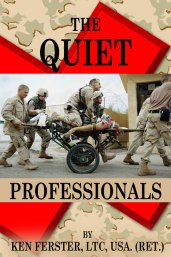 The Quiet Professionals by Ken Ferster