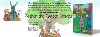 Esther the Easter Donkey by Nora Ballew