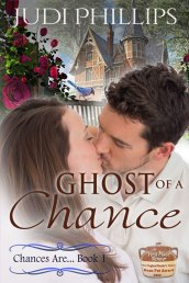 Ghost of a Chance by Judi Phillips