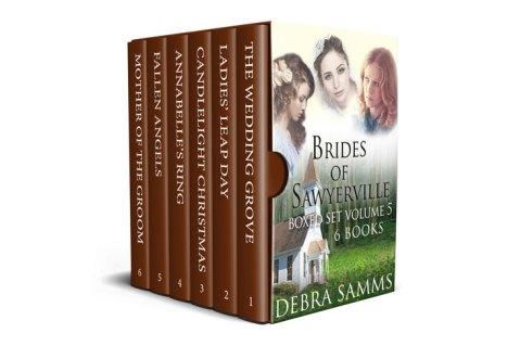 Brides of Sawyerville Box Set Vol. 5 by Debra Samms