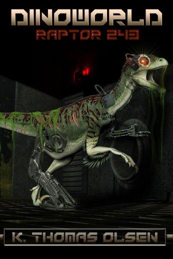 Dinoworld: Raptor 243 by K. Thomas Olsen