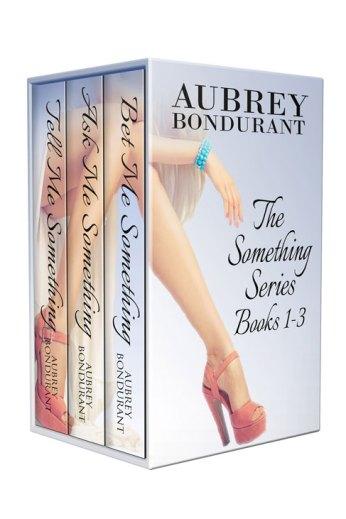 The Something Series, Books 1-3 by Aubrey Bondurant