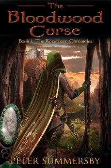 The Bloodwood Curse Book 1 by Peter Summersby