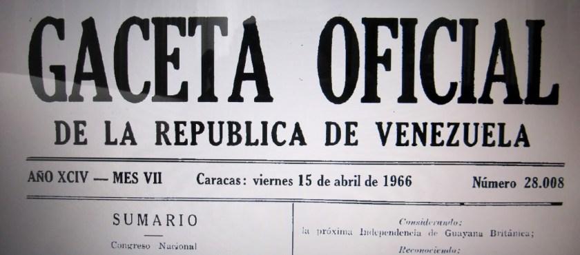 Quincuagésimo Aniversario del Acuerdo de Ginebra – por Kenneth Ramírez