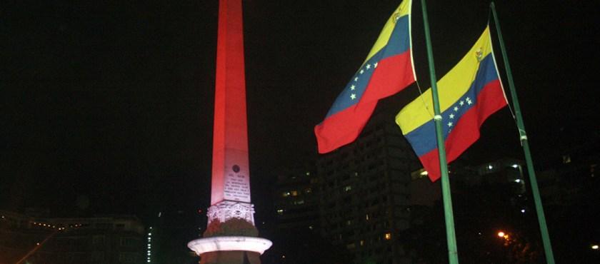 La Marsellesa en Caracas – Julio Cesar Pineda
