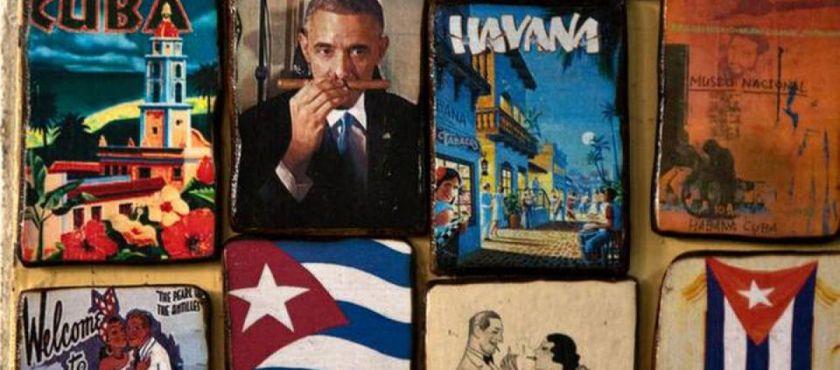 """Obama derrumba el """"Muro del Caribe"""" – por Carolina Abrusci"""