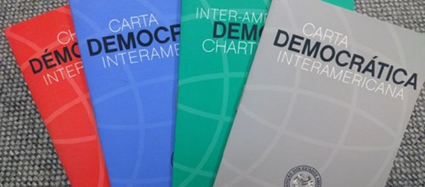 Los 15 de la Carta Interamericana – Por Oscar Hernández Bernalette