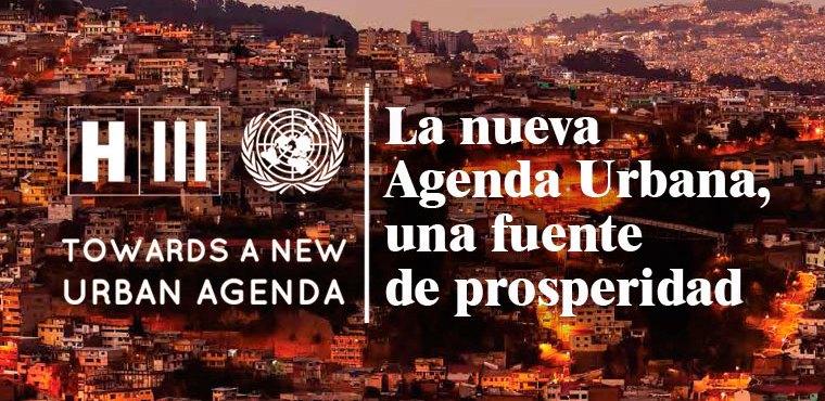 La Nueva Agenda Urbana y Venezuela – Por Milos Alcalay