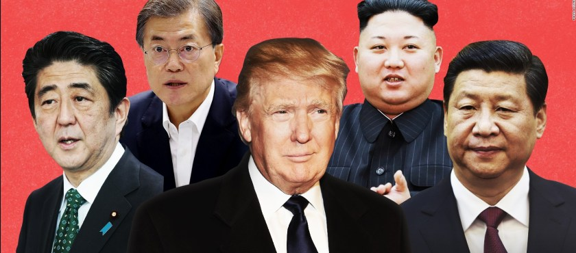 La gira de Trump por Asia ¿y los resultados? – Por Félix Gerardo Arellano