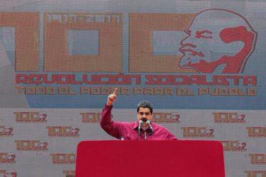 Putin, Maduro y el fantasma de Lenin – Por Kenneth Ramírez