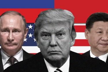Siria y el triunvirato global – Por Gustavo Palomares