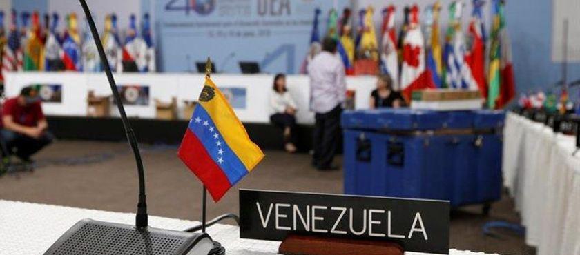 Crisis humanitaria, Estado Fallido y la OEA frente al caso Venezuela – Por Carlos Luna