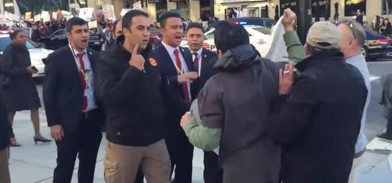 Los vándalos de Erdogan golpearon las puertas de la Universidad de Nueva York – Por Alon Ben Meir
